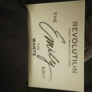 """Make up revolution Emily Edit """"The wants"""""""